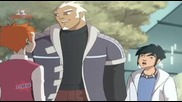Galactik Football Season 2 Episode 1