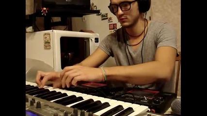 Masta Mic from Russia makes Dnb beatbox