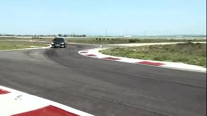 Bmw M5 на писта