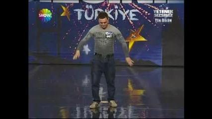 турция търси талант йордан илиев 2012