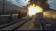 Nasa тества двигателя на мега-ракетата, която ще отведе астронавти на Марс