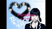 Boys Before Flowers Ost - Paradise By T - Max
