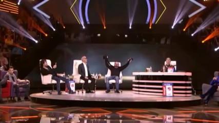 Mile Kitic Sasa Matic Aca Lukas - Da me je ona volela - Zg Specijal 21 - Tv Prva 2018 (bg,sub)