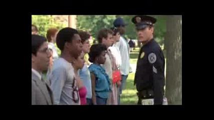 Полицейска Академия - Сцени С Larvelle Jones