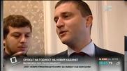 Горанов: Не аз подкрепих Делян Пеевски за ДАНС
