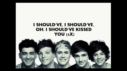 | Бг Превод | One Direction - I Should've Kissed You