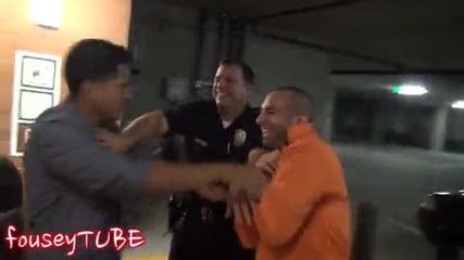 страхотна шега с избягал затворник