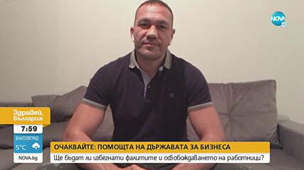 Кубрат Пулев: Дано да нокаутирам Джошуа в седмия рунд