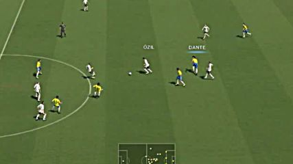 Pes2014 - Brazil - Germany - второ полувреме