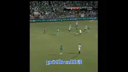Макаби Хайфа - Гленторан ( Северна Ирландия) 6:0