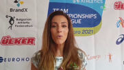 Ивет Лалова призова за подкрепа на Европейското отборно първенство по лека атлетика