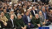 Iran: Leaders discuss Iran's role in Middle East at ceremony marking Muhammad's birth