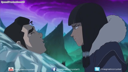 The Legend of Korra S2e13 Darkness Falls