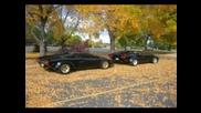Two Lamborghini Countach