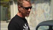 Vans And Metallica - Steve Caballero Meets James Hetfield