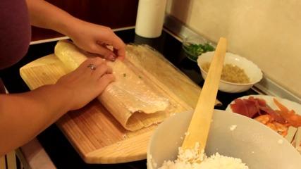 Предизвикателство от Мария Димова за Кулинарни войни, суши