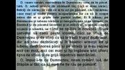Cuvantul lui Dumnezeu pentru poporul roman (audio) P4 (4) Referitor la criza morala si economica si