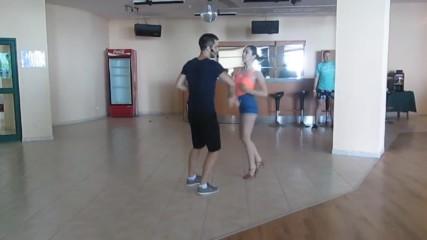 Workshop 3 - Los Pambos - Salsa on 2