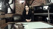 Tarja about 4. An Empty Dream - track by track from Turunen album The Brightest Void [ hd ]