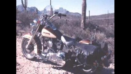 Mnogo Qki Motori - Harley Davidson