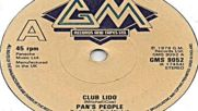 Pan`s People--club Lido-1979