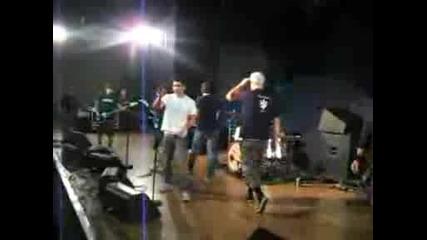 Simple Plan - Drumming With Zebrahead