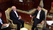 Ecuador: Iran's Zarif meets with Equador's Correa on Latin America tour