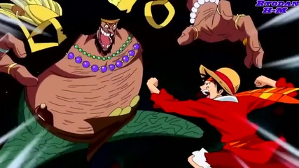 One Piece Amv - Monkey D.luffy - The Pirate King - ♪leave It All Behind♪ {hd}