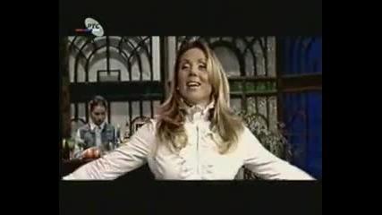 Lepa Brena - Golube, TV Nedjeljni rucak '05, www.jednajebrena_com