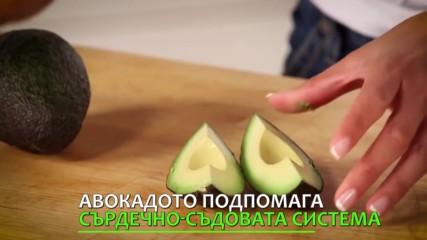 Авокадо - плодът чудо, който съдържа най-полезните вещества