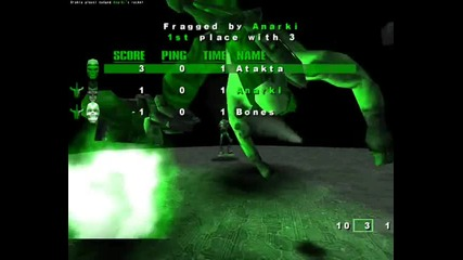 Quake 3 - Моята Игра