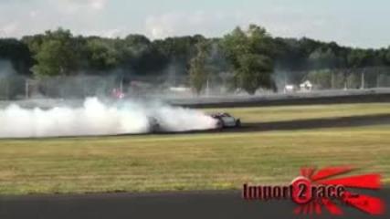 Xdc Drifting Bmw M3 vs Nismo 350z