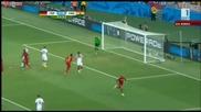 Мондиал 2014 - Германия 2:2 Гана - Зрелищно равенство за историята спретнаха Германия и Гана!