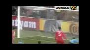 Изключителния гол на Майкон - Бразилия - 2 - 1 Кндр