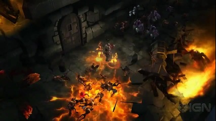 Diablo Iii - Barbarian Spotlight Trailer
