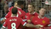Манчестър Юнайтед 2-1 Валенсия , 12.08.14 , приятелски мач