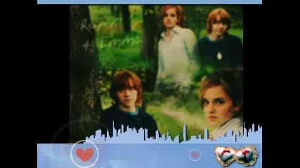Emma /hermione And Rupert/ron
