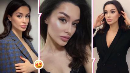 Сравняват тази рускиня с Анджелина Джоли! Но защо моделката е бясна от това?