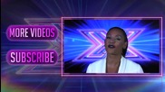 Leah Kennedy sings Bruno Mars' It Will Rain - Arena Auditions Wk 2 - The X Factor Uk 2014