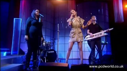 Nicole Scherzinger - Dont Hold Your Breath (loose Women - 7th March 2011)