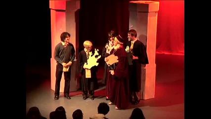 A Very Potter Musical (действие 1, част 9)