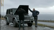 Arctic Circle or Bust in a Mercedes-benz G65 Amg_ - Epic Dri