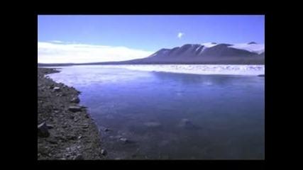 10 странни места на планетата - Сухите долини в Антарктида 5/10