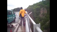 Скок с Бънджи - Клисура (29.06.2011)