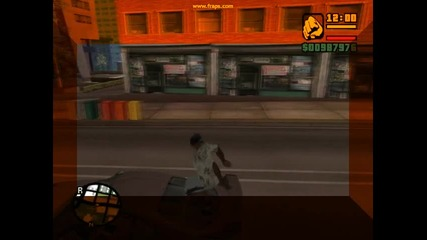 gta free runing by exter