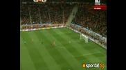 Мондиал 2010 Холандия - Испания 0:0 (0:1) след продължения