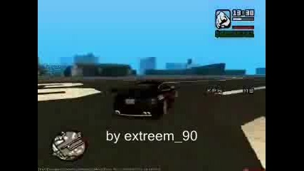Gta San Andreas - Тунингован Aston Martin