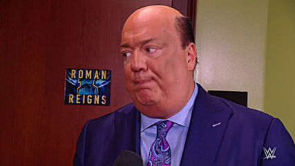Paul Heyman says Cesaro can face Jey Uso rather than Roman Reigns: SmackDown, April 16, 2021