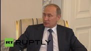 Russia: Putin talks atomic power with IAEA head Amano at SPIEF