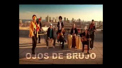 Ojos De Brujo - Live in Sofia